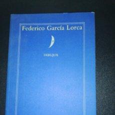 Libros de segunda mano: FEDERICO GARCÍA LORCA, DIBUJOS, GRANADA 1986. Lote 154349442
