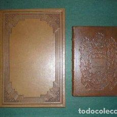 Libros de segunda mano: 2 FACSÍMILES: LIBRO DE LA MONTERIA DE ALFONSO XI 1582 Y TRATADO DE CAZA DE HIDALGO Y GUTIERREZ 1845. Lote 154386994