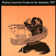 Libros de segunda mano: DOÑA RUFUGIO Y SU COMADRE. JIM SAGEL. PREMIOS LITERARIOS SAN SEBASTIAN 1997.. Lote 154605058