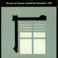 Libros de segunda mano: A LA LUZ DE VERMEER. PABLO MARTI ZARO. PREMIO DE CUENTO SAN SEBASTIAN 1996.. Lote 154608942