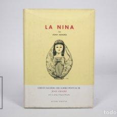 Libros de segunda mano: LIBRO EN CATALÁN - LA NINA / FACSÍMIL DEL LLIBRE PÒSTUM JOAN AMADES - ED. ALTER PIRENE, 1992. Lote 154646136