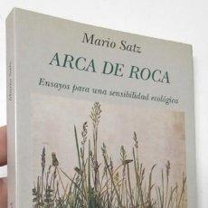 Libros de segunda mano: ARCA DE ROCA - MARIO SATZ. Lote 154651902