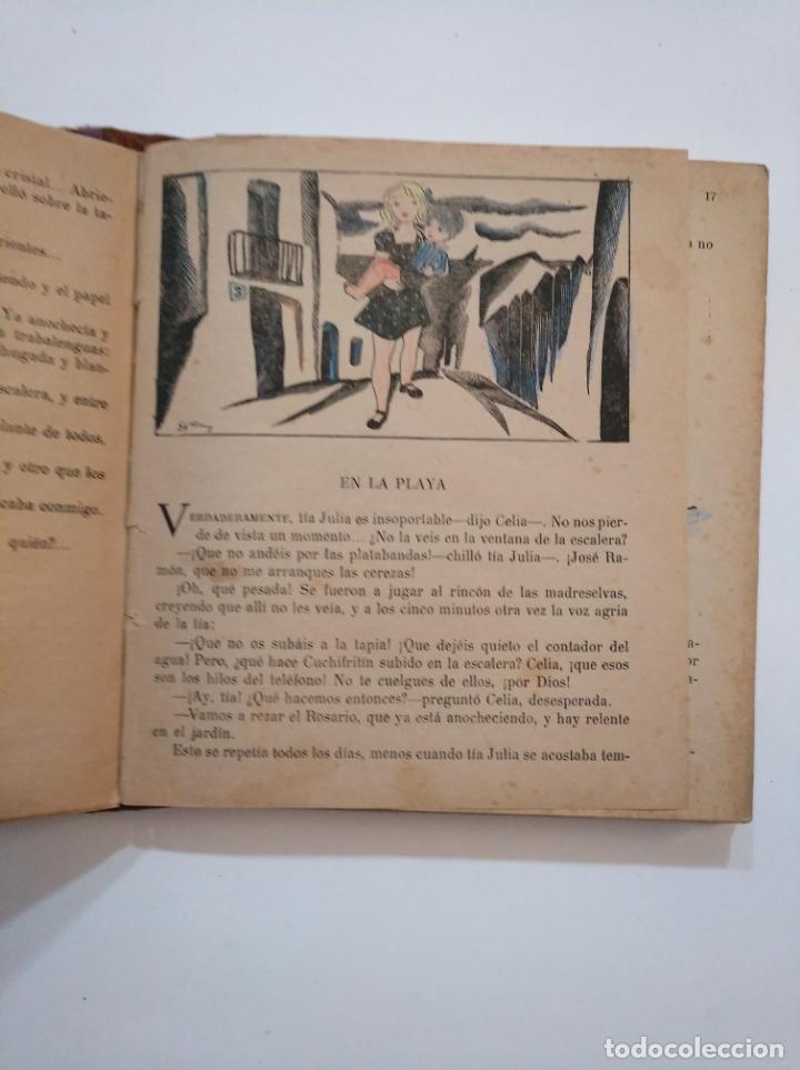 Libros de segunda mano: CUCHIFRITIN Y SUS PRIMOS. ELENA FORTUN. M. AGUILAR EDITOR 1940. TDK374 - Foto 3 - 154664338
