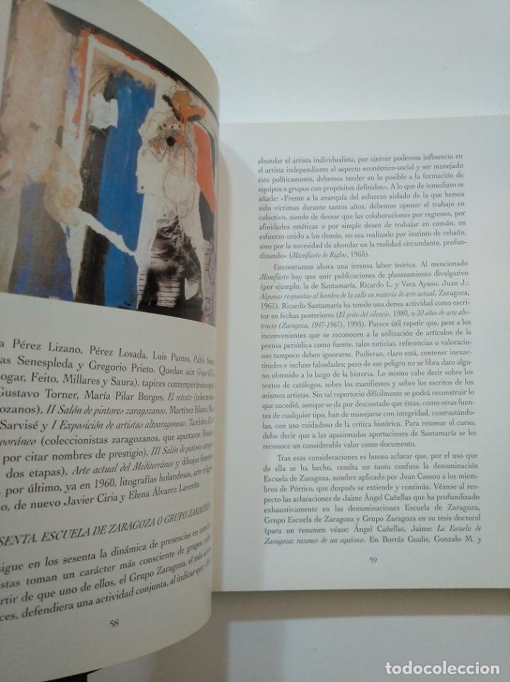 Libros de segunda mano: MIRAR DENTRO DE LA CAJA: EXPOSICIÓN DE LA SALA CAI LUZÁN (1962-1977-2000). - AZPEITIA, ÁNGEL. TDK374 - Foto 3 - 154682742