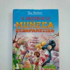 Libros de segunda mano - EL MISTERIO DE LA MUÑECA DESAPARECIDA. - TEA STILTON. EL CLUB DE TEA Nº 10 EDICIONES DESTINO. TDK375 - 154744190