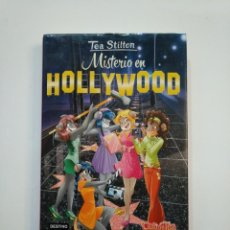 Libros de segunda mano - MISTERIO EN HOLLYWOOD. - TEA STILTON. EL CLUB DE TEA Nº 23 EDICIONES DESTINO. TDK375 - 154744266