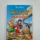 Libros de segunda mano: EL TESORO PERDIDO. - TEA STILTON. EL CLUB DE TEA Nº 27. EDICIONES DESTINO. TDK375. Lote 154744322
