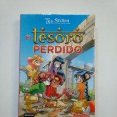 Libros de segunda mano - EL TESORO PERDIDO. - TEA STILTON. EL CLUB DE TEA Nº 27. EDICIONES DESTINO. TDK375 - 154744322