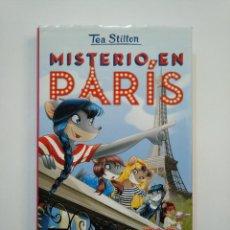 Libros de segunda mano - MISTERIO EN PARIS. - TEA STILTON. EL CLUB DE TEA Nº 4. EDICIONES DESTINO. TDK375 - 154744402