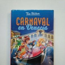 Libros de segunda mano - CARNAVAL EN VENECIA. - TEA STILTON. EL CLUB DE TEA Nº 25. EDICIONES DESTINO. TDK375 - 154744550