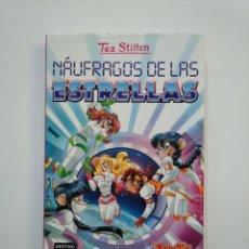 Libros de segunda mano - NAUFRAGOS DE LAS ESTRELLAS.- TEA STILTON. EL CLUB DE TEA Nº 8. EDICIONES DESTINO. TDK375 - 154745010