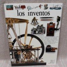 Libros de segunda mano: LOS INVENTOS - LIONEL BENDER - BIBLIOTECA VISUAL ALTEA. Lote 154765406