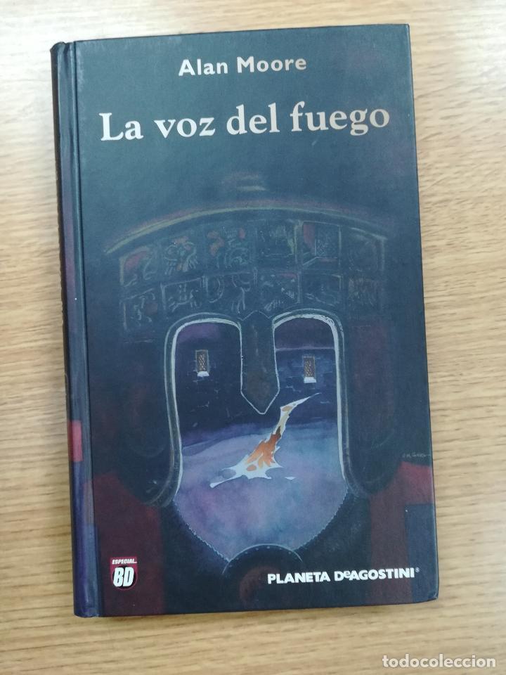 LA VOZ DEL FUEGO (ALAN MOORE) (Libros de Segunda Mano (posteriores a 1936) - Literatura - Otros)