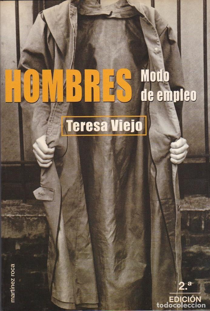 HOMBRES. MODO DE EMPLEO (Libros de Segunda Mano - Pensamiento - Otros)