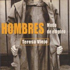 Libros de segunda mano: HOMBRES. MODO DE EMPLEO. Lote 154829986