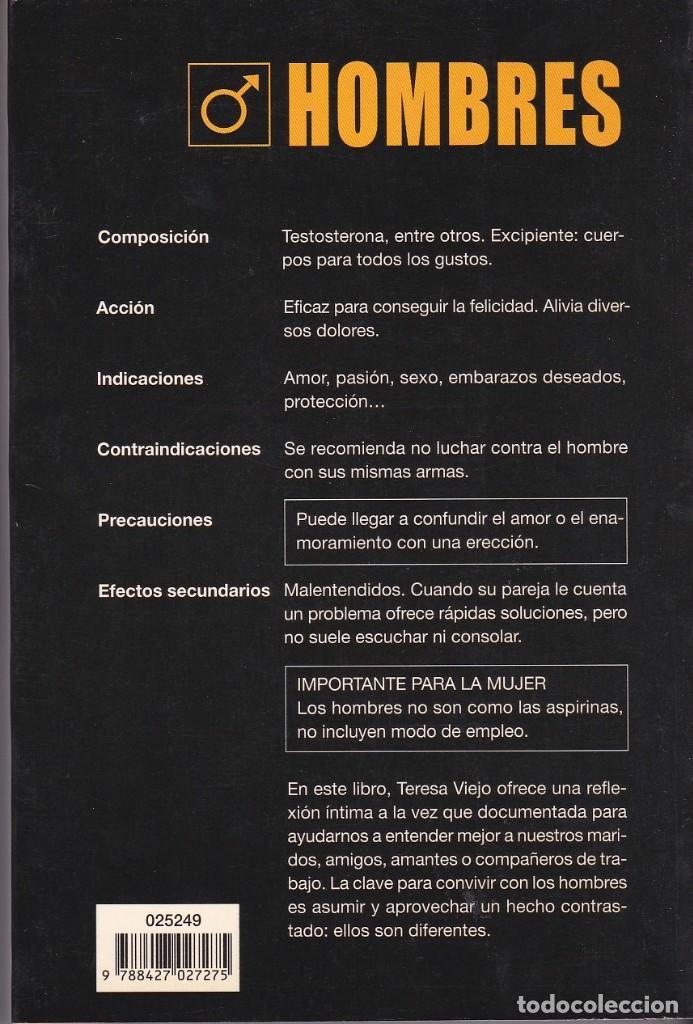 Libros de segunda mano: Hombres. Modo de empleo - Foto 2 - 154829986