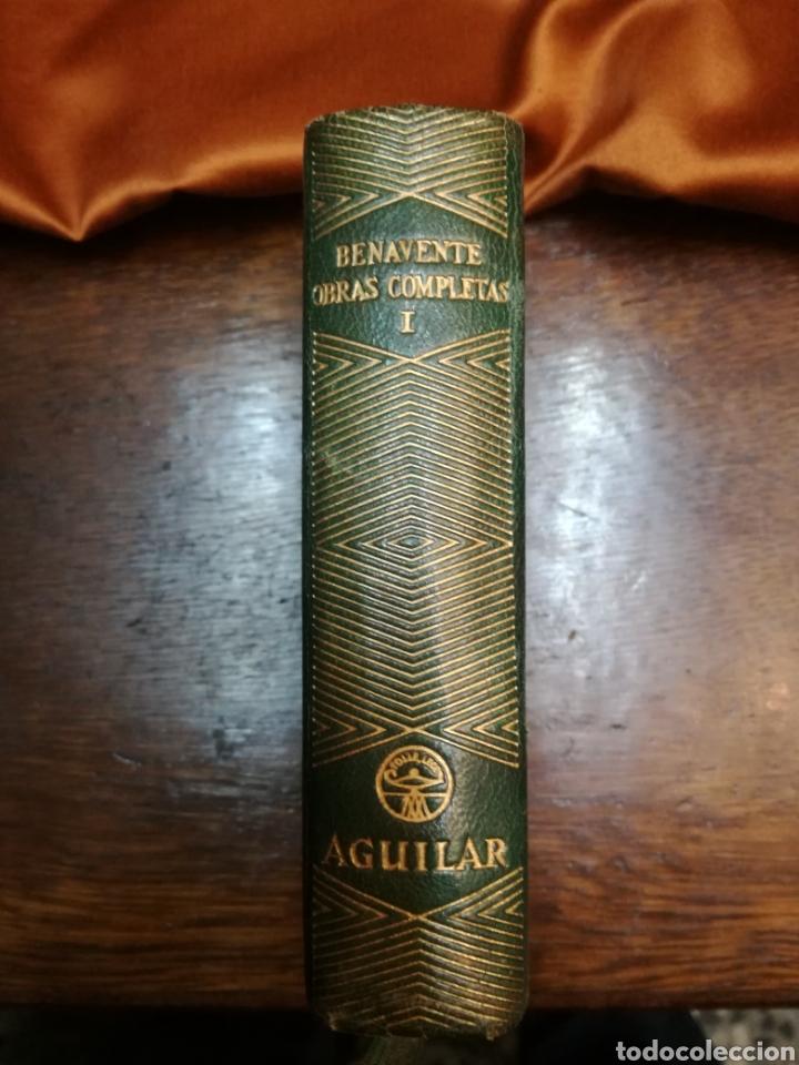 OBRAS COMPLETAS DE JACINTO BENAVENTE (Libros de Segunda Mano (posteriores a 1936) - Literatura - Otros)