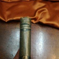 Libros de segunda mano: OBRAS COMPLETAS DE JACINTO BENAVENTE. Lote 154845644