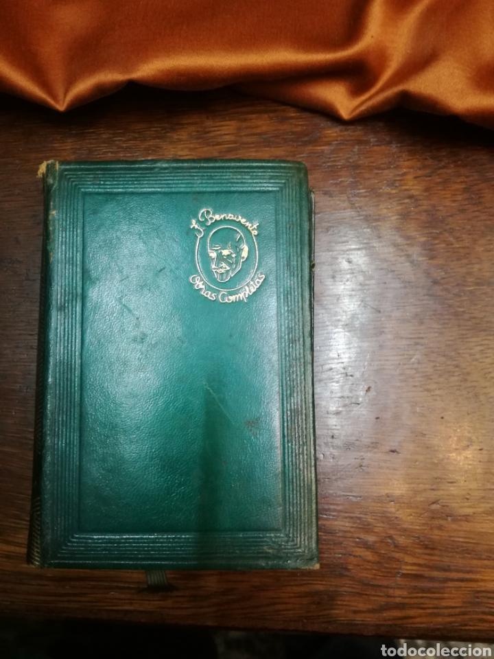 Libros de segunda mano: OBRAS COMPLETAS DE JACINTO BENAVENTE - Foto 2 - 154845644
