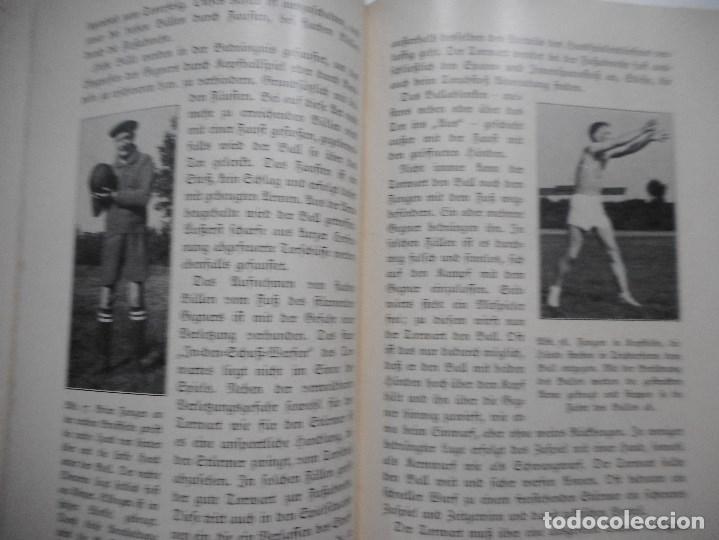 Libros de segunda mano: KURT OTTO Fussballsport.Übung, Training, Wettkampf Y92986 - Foto 3 - 154941342
