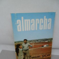 Libros de segunda mano: ALMARCHA, MIGUEL SALAS PARRILLA, CUENCA, 1980. Lote 154954862
