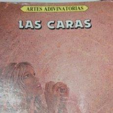 Libros de segunda mano: LAS CARAS . ARTES ADIVINATORIAS DE CELINE SAGNE (SIGNOS). Lote 154949402