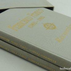 Libros de segunda mano: FRANCISCO FRANCO (1892-1992). RECUERDOS. EDICION FACSIMIL. JB EDITORES, 1993. Lote 155004354