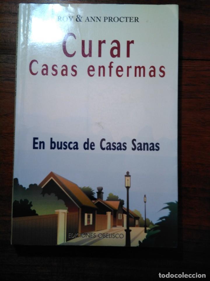 CURAR CASAS ENFERMAS (Libros de Segunda Mano - Ciencias, Manuales y Oficios - Otros)