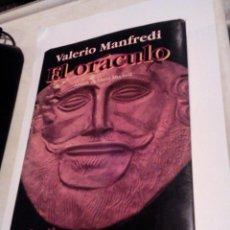 Libros de segunda mano: R A1_LIBRO,EL ORACULO. MIDE APROX 23X16CM. TIENE 339 PAGINAS. Lote 155026474