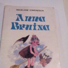 Libros de segunda mano: R A1_LIBRO, ANNA BRUINA. MIDE APROX 20X13CM. TIENE 83 PAGINAS. Lote 155028626