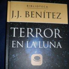 Libros de segunda mano: TERROR EN LA LUNA. J. J. BENITEZ. PLANETA. Lote 163710136
