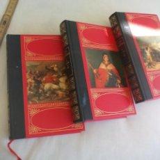 Libros de segunda mano: GUERRA DE LA INDEPENDENCIA. EL 2 DE MAYO DE 1808. TRES VOLÚMENES. CONDE DE TORENO. 1978. Lote 155087534