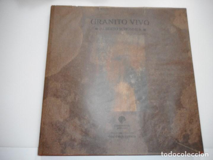 ALBERTO SCHOMMER GRANITO VIVO Y93024 (Libros de Segunda Mano - Bellas artes, ocio y coleccionismo - Otros)