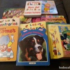 Libros de segunda mano: LOTE DE 12 LIBROS INFANTILES. Lote 155200334