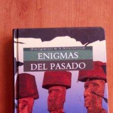 Libros de segunda mano: ENIGMAS DEL PASADO - PEDRO PALAO PONS - TAPA DURA *IMPECABLE*. Lote 58410449