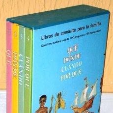 Libros de segunda mano: LIBROS DE CONSULTA PARA LA FAMILIA 4T POR ANTHONY ADDISON DE ED. MOLINO EN BARCELONA 1979. Lote 155250782