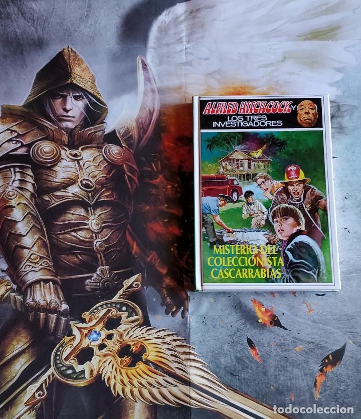 ESPECIAL COLECCIONISTA ALFRED HITCHCOCK Y LOS TRES INVESTIGADORES N43 Y ULTIMO!! CASCARRABIAS (Libros de Segunda Mano - Literatura Infantil y Juvenil - Otros)
