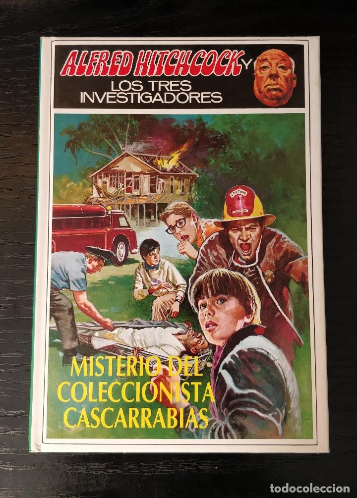 Libros de segunda mano: ESPECIAL COLECCIONISTA Alfred Hitchcock y los tres investigadores N43 Y ULTIMO!! cascarrabias - Foto 2 - 149831758