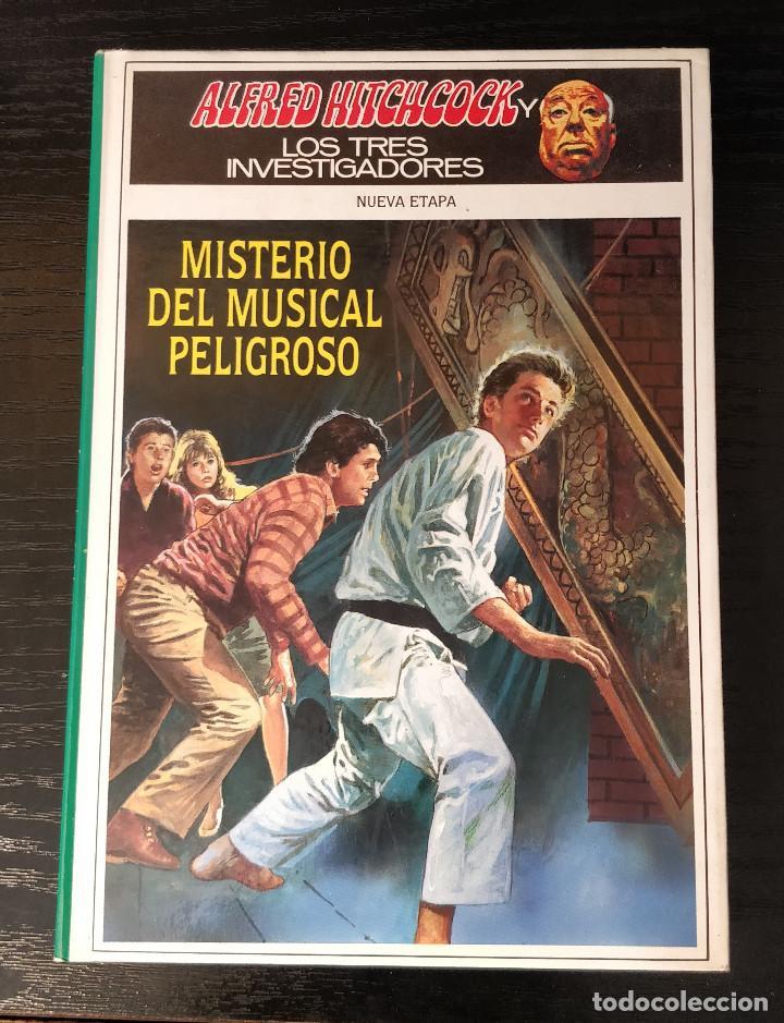 Libros de segunda mano: COLECCIONISTA (Nueva Etapa.N9) Alfred Hitchcock tres investigadores El misterio musical peligroso - Foto 3 - 155280878