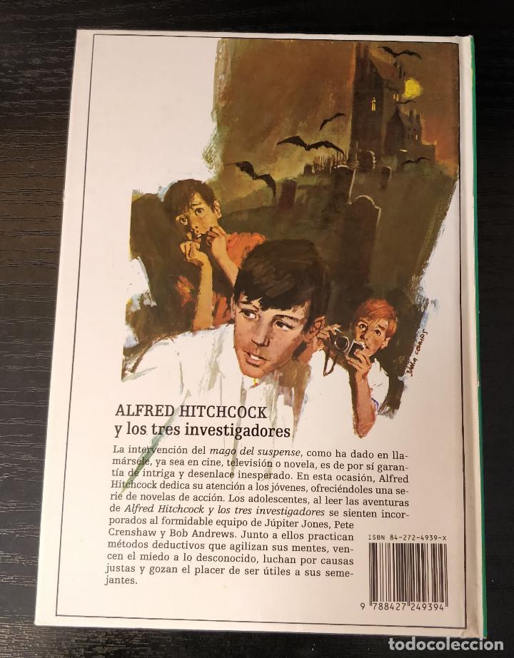 Libros de segunda mano: Alfred Hitchcock y los tres investigadores N39 El misterio de la ruta del terror - Foto 3 - 155283322