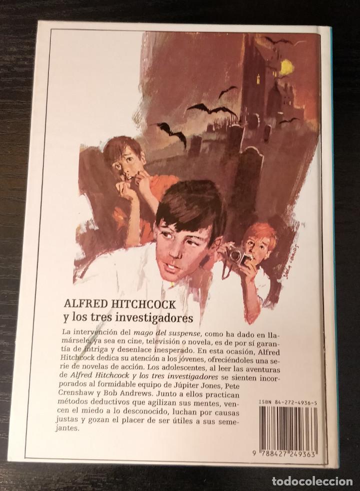 Libros de segunda mano: Alfred Hitchcock y los tres investigadores N36 El misterio de la sirena desaparecida - Foto 3 - 155284102