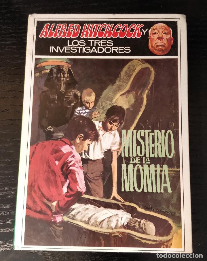 Libros de segunda mano: Alfred Hitchcock y los tres investigadores N3 El misterio de la momia - Foto 2 - 155286334