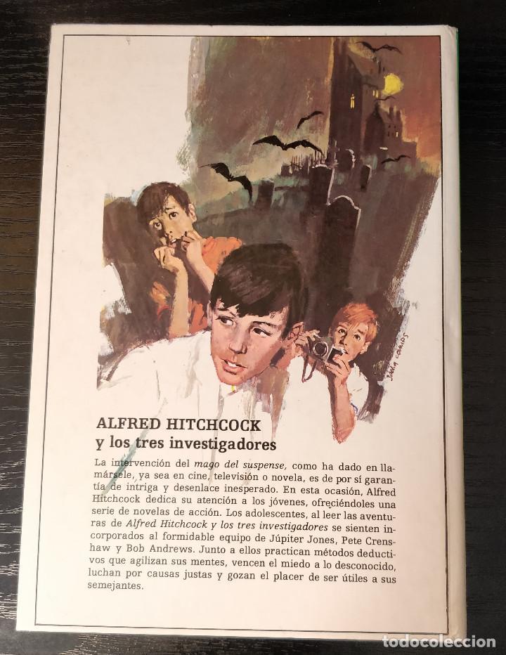 Libros de segunda mano: Alfred Hitchcock y los tres investigadores N3 El misterio de la momia - Foto 3 - 155286334