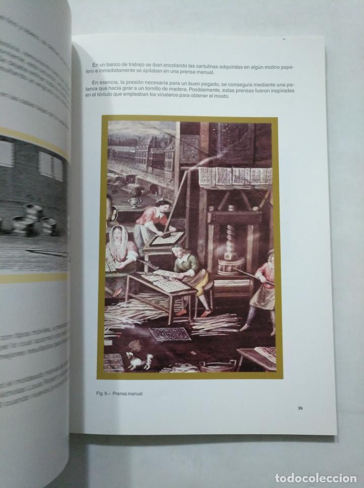 Libros de segunda mano: LOS NAIPES EN ESPAÑA. - JUAN DE DIOS AGUDO RUIZ. TDK377 - Foto 2 - 155295170
