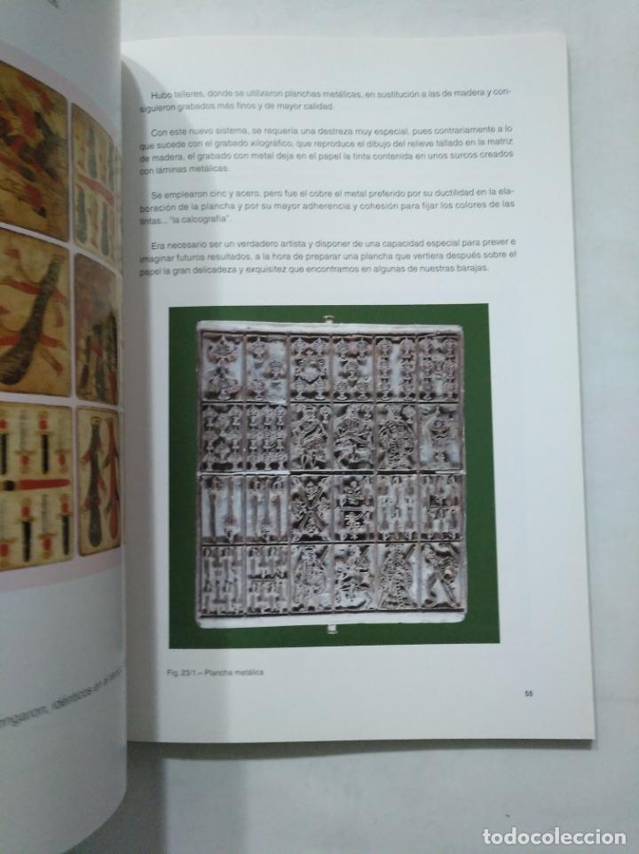 Libros de segunda mano: LOS NAIPES EN ESPAÑA. - JUAN DE DIOS AGUDO RUIZ. TDK377 - Foto 3 - 155295170
