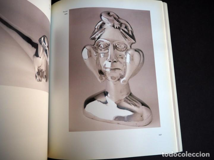 Libros de segunda mano: ALFREDO GARCIA REVUELTA. EL MUNDO ES LO QUE ES. PINTURAS Y ESCULTURAS DE 1989-1997. 1998 - Foto 5 - 155356386