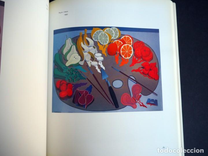 Libros de segunda mano: ALFREDO GARCIA REVUELTA. EL MUNDO ES LO QUE ES. PINTURAS Y ESCULTURAS DE 1989-1997. 1998 - Foto 7 - 155356386