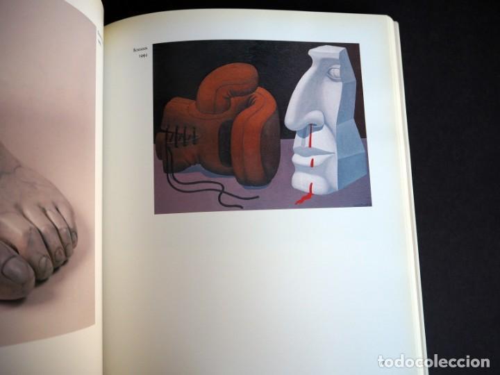 Libros de segunda mano: ALFREDO GARCIA REVUELTA. EL MUNDO ES LO QUE ES. PINTURAS Y ESCULTURAS DE 1989-1997. 1998 - Foto 9 - 155356386