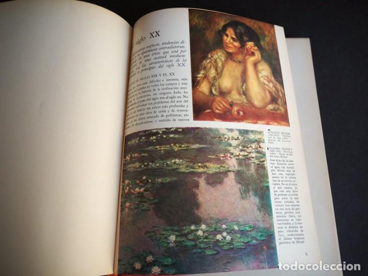 Libros de segunda mano: HISTORIA DEL ARTE XI. COLECCIONABLE ENCUADERNADO. AÑOS 70. - Foto 3 - 155358506