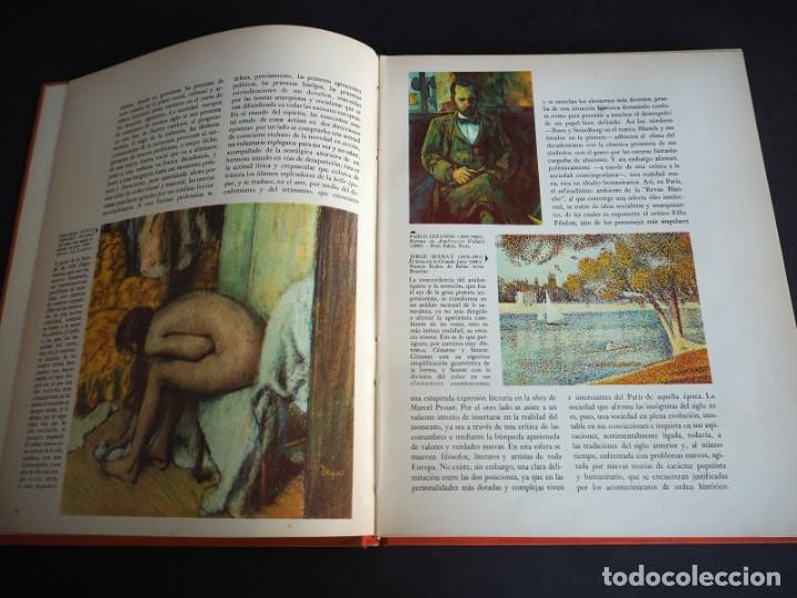 Libros de segunda mano: HISTORIA DEL ARTE XI. COLECCIONABLE ENCUADERNADO. AÑOS 70. - Foto 4 - 155358506